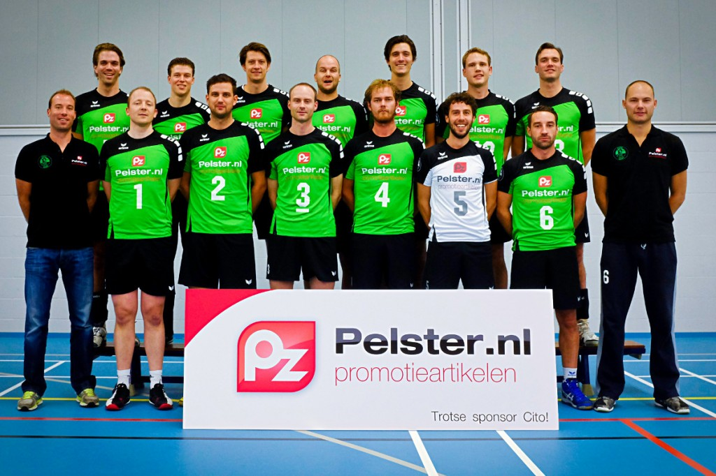 Teamfoto H1 2013-2014 final