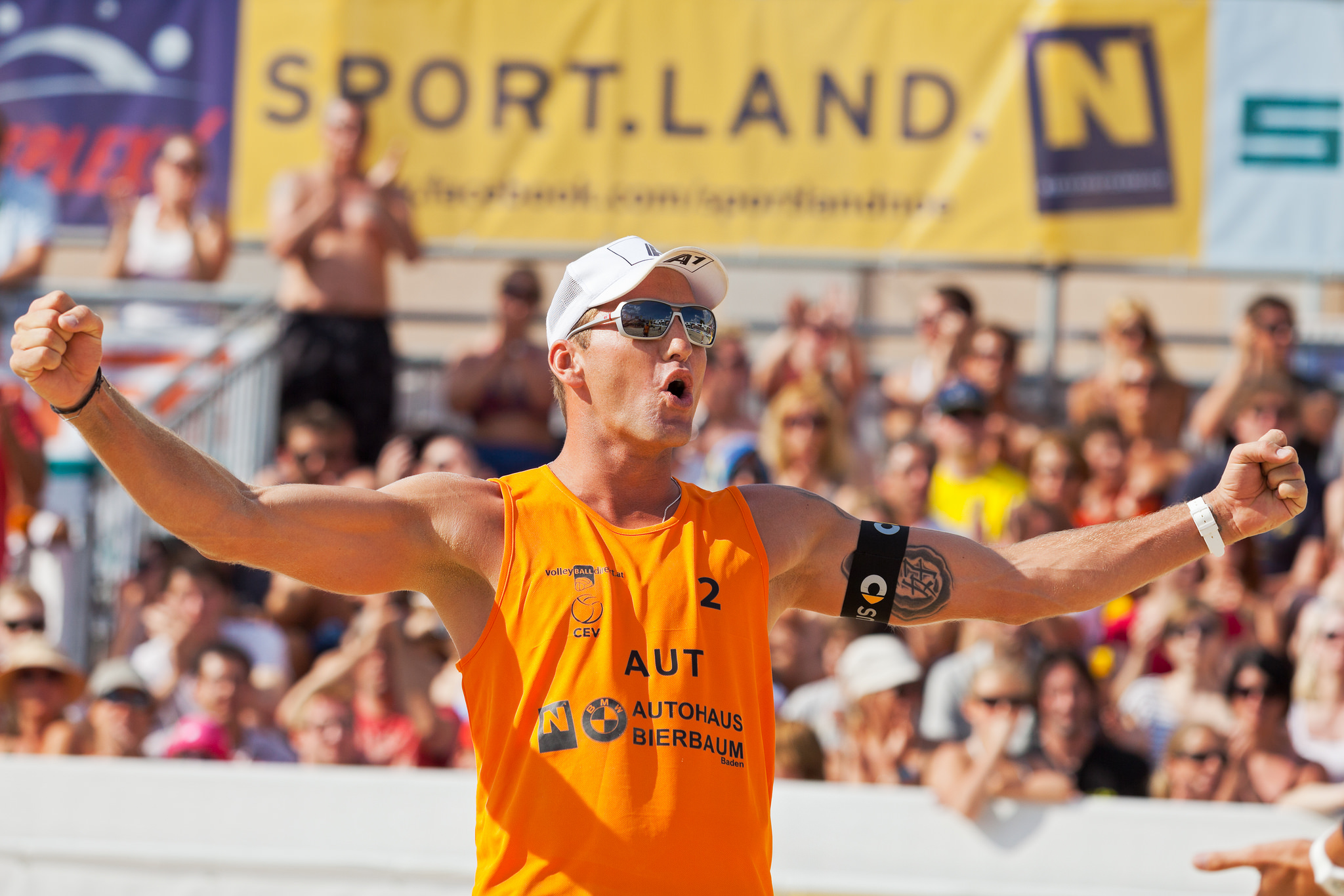 Foto: Beachvolleyball Baden
