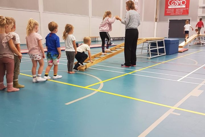Volleybalspeeltuin